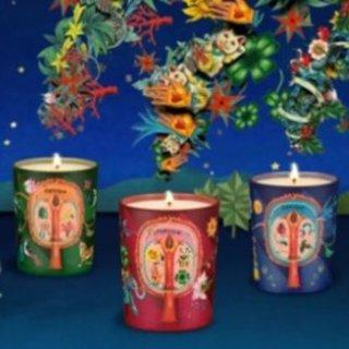 无门槛7.8折 £23收封面同款圣诞蜡烛Diptyque 全线香水、蜡烛、香薰热促 圣诞蜡烛参加