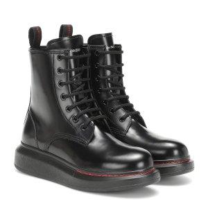 Alexander McQueen马丁靴
