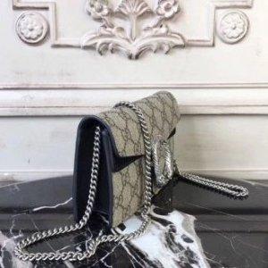 钱包+手包+链条包三合一补货:Gucci 爆款老花酒神包只要350欧 没看错分分钟断货