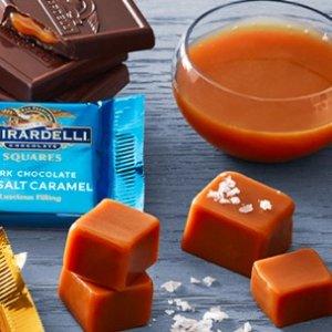 低至3折+$7.49起Ghirardelli 多款巧克力糖果礼包 秋季大促