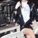 5.6折  明星也爱爆款史低价:BALENCIAGA 时尚经典白色T恤