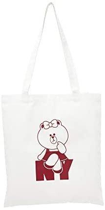 丘可熊 tote包