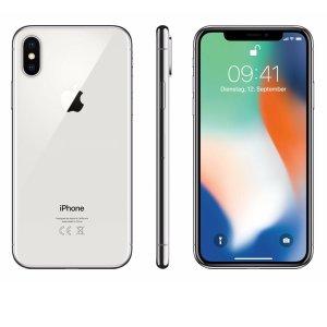 $1499(原价$1799)官网已停售今天截止:Apple iPhone X 64GB 白色 回国可退税