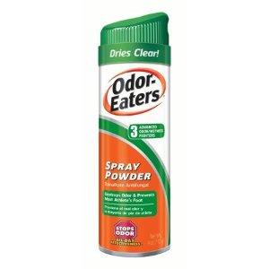 Odor Eaters 除脚臭鞋子喷雾, 4 oz.