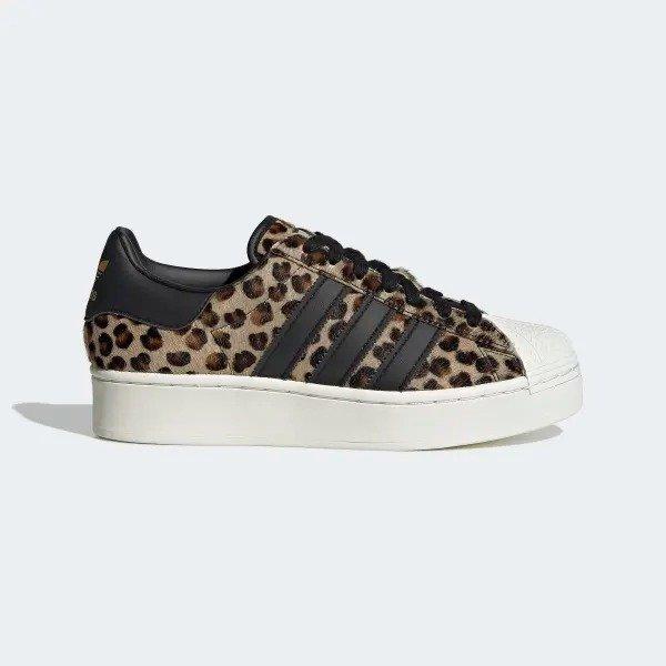 Superstar 厚底板鞋