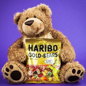 $10.87Haribo Gummi Candy, Goldbears Gummi Candy, 5 Pound Bag
