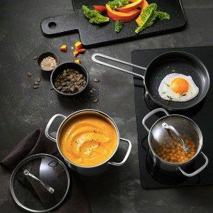 低至3折+立减€15Zwilling 锅具中的爱马仕 中华小当家的绝配 用最好的锅做最美味的菜