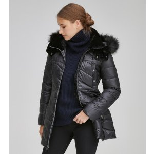 Andrew MarcSHIRLEY SYNTHETIC DOWN PUFFER JACKET
