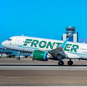 One-Way As Low As $20Frontier Airlines Ticket Sale