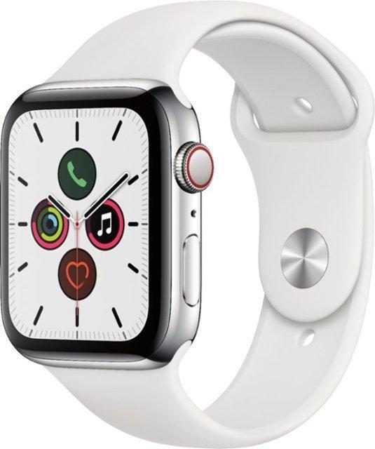 Apple Watch Series 5 (GPS + Cellular) 不锈钢款 44mm