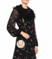 Pixie Mini Leather Shoulder Bag - Chloé | mytheresa.com