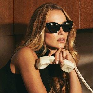 低至1折 Acne墨镜£108上新:The Outnet 大牌墨镜专场 Gucci、巴黎世家、Acne、YSL冰点价