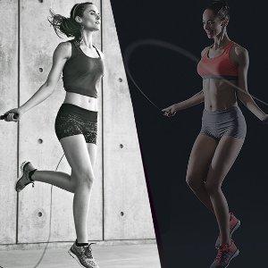 低至8.8折 仅需€6.95起Supertrip 跳绳热促 防滑手柄可调长短 快来锻炼啦