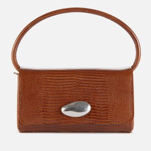 Little Liffner棕色迷你手提包