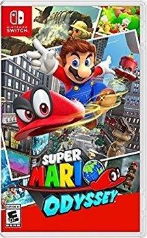 《超级马里奥:奥德赛》Switch 实体版 NS必备游戏