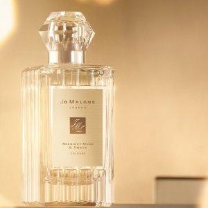 无门槛9折 限量钻石瓶也参加Jo Malone 香水香氛居然有折 全网独一份儿随时消失