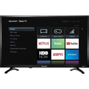 $99.99Sharp 32吋 720p Roku 智能电视