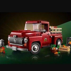 $129.99 Preorder NowLEGO Pickup Truck 10290