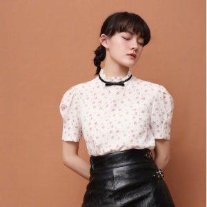 低至5折 收文淇同款上衣Prada、Miu Miu 精选美包、服饰私密特卖会