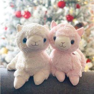 低至8.9折 £11收可可爱爱毛毛绒绒Warmies 可加热薰衣草毛绒玩具 折扣热卖 少女心的安眠好物