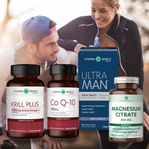 Buy 2 Get 3 Free + Up to 30% OffDealmoon Exclusive: Vitamin World Supplement on Sale