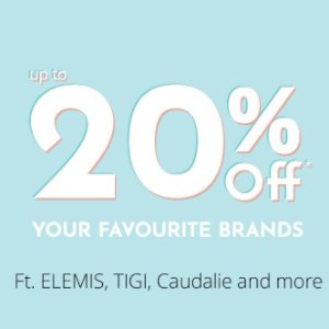 Up to 20% OffFeelunique Beauty Sale