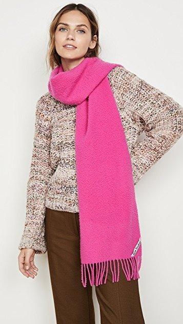 Holmes 围巾