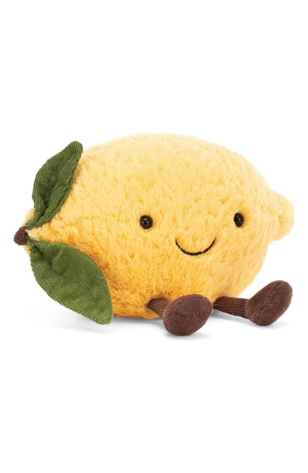 柠檬毛绒玩具