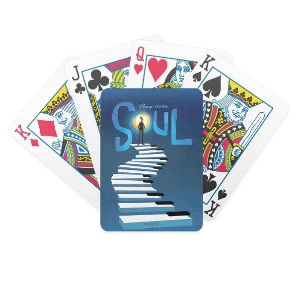 Soul 扑克牌