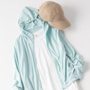 低至$9.9 收AIRism上衣Uniqlo UV防晒服饰热卖 夏季必备