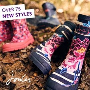 Starting at $11.99Joules Kids Items Sale @ Zulily