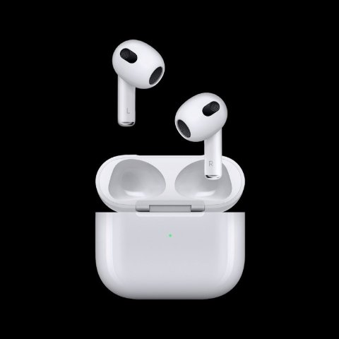 $239起 即日起订新品上市:Apple AirPods 3 发布, 全新设计, 支持空间音频, 标配无线充电