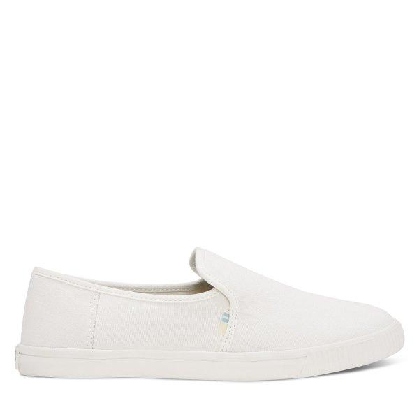 一脚蹬小白鞋