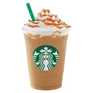 全场8折Target 店内Starbucks星巴克店咖啡、饮品大促销