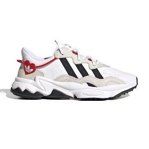 限定款Ozweego小白鞋£90上新:adidas 2021情人节系列单品已上架 送TA超吸睛爱心设计