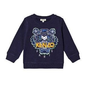 满额享8折 大童码成人可穿Kenzo 虎头卫衣上新热卖 秋冬卫衣好价格