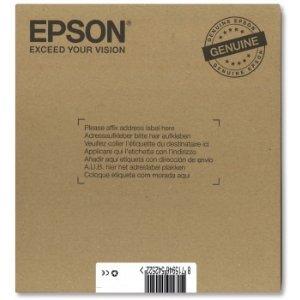 Epson四色墨盒 T701