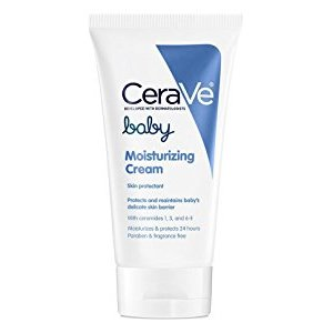 Amazon.com: CeraVe Baby Moisturizing Cream 5 oz with Ceramides for Moisturizing, Protecting and Maintaining Baby's Delicate Skin: Beauty
