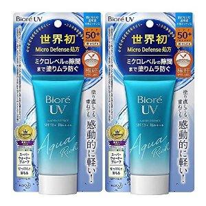 Biore仅€8.74/支 面部身体都能用水感防晒霜 2支