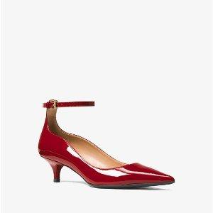 MICHAEL Michael KorsLisa Patent 小皮鞋