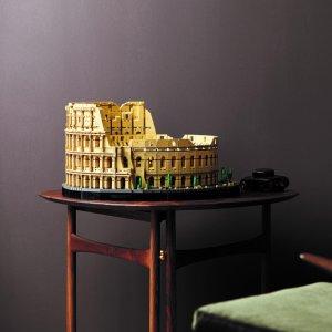 售价€499.99 收藏必备LEGO 罗马斗兽场10276 破纪录的9036颗粒