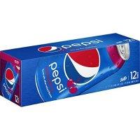 Pepsi 樱桃百事可乐 12oz 12罐
