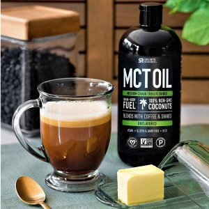 Today Only:$18.59Premium MCT Oil derived only from Non-GMO Coconuts - 32oz BPA free bottle @ Amazon.com