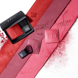 DIOR Rouge Blush 腮红界又一颜值担当|显白显嫩,气色加分💓