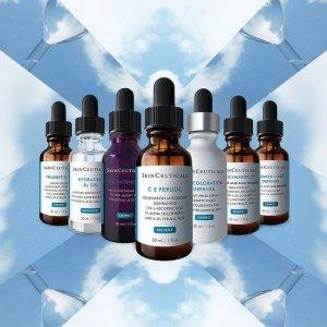 送3件礼包 1件免邮 附最全攻略Skinceuticals 修丽可送礼 AGE面霜、紫米精华、色修补货!