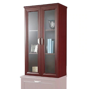 $19.99Realspace Magellan 2-Shelf Hutch For Lateral File Cabinet