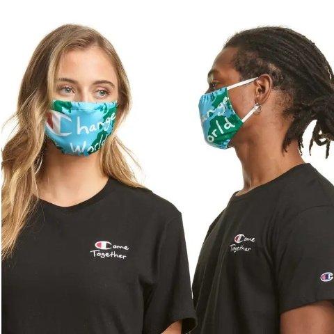 30% OffChampion Adult Face Mask Sale