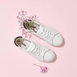 全场7.5折 $29.95收小白鞋Sportsgirl 国民少女风女鞋给力热促
