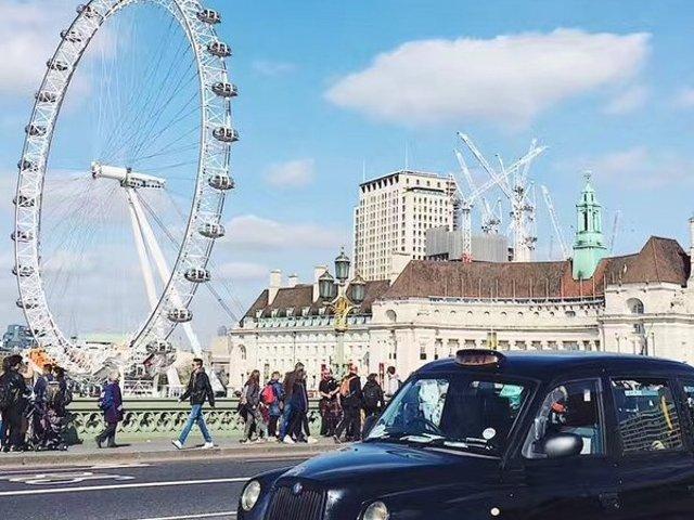 带着孩子游伦敦(四天游)