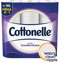 Cottonelle 超舒适卫生纸 24超大卷装